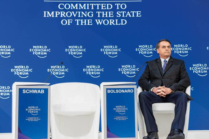 Special Address by Jair Bolsonaro, President of Brazil