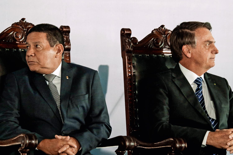 O general e o capitão: