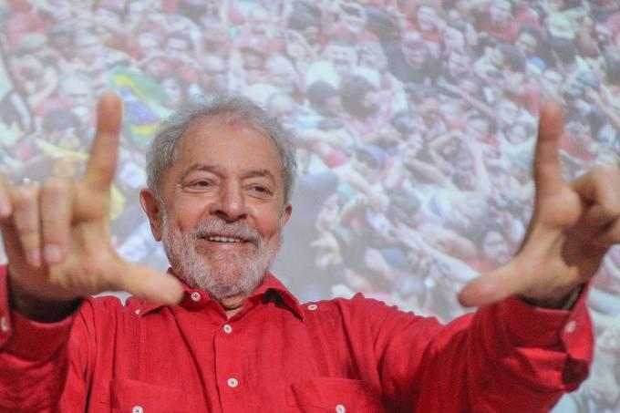 Lula em Salvador