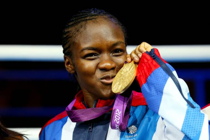 Olympics Day 13 – Boxing