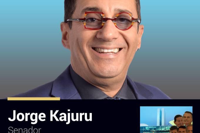 Podcast Funcionário da Semana: Jorge Kajuru