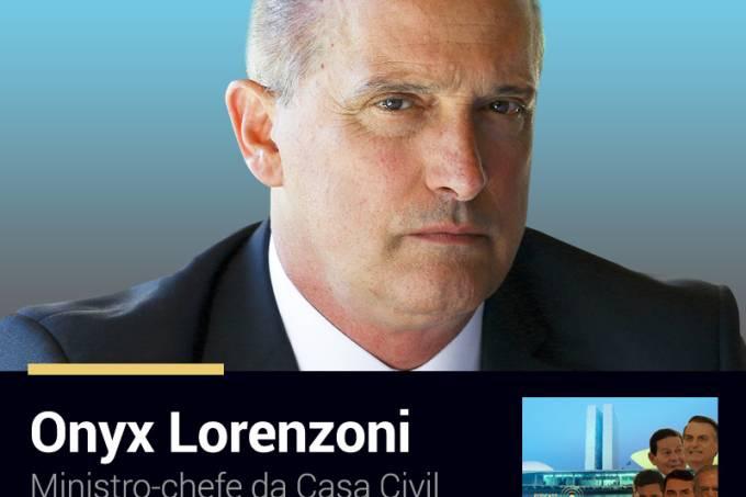 Podcast Funcionário da Semana: Onyx Lorenzoni