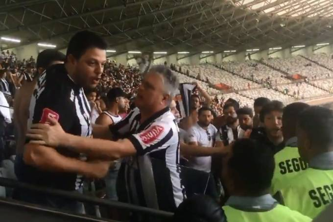 Racismo – Atlético-MG