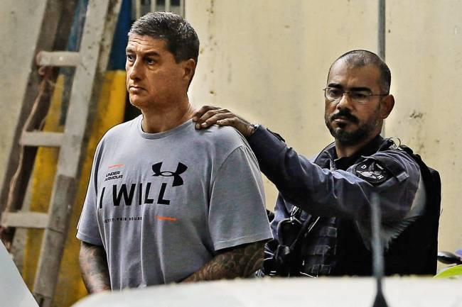 GATILHO - Ronnie Lessa, acusado de atirar em Marielle: próximo da milícia