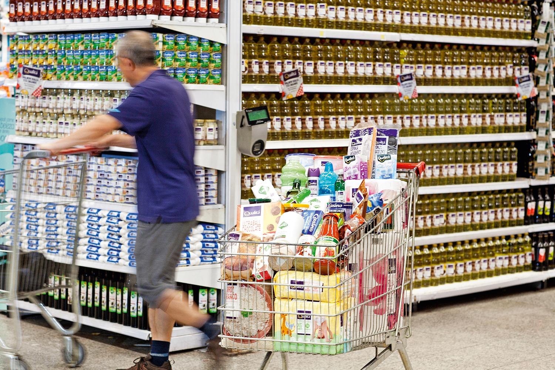 O fantasma da inflação de alimentos | VEJA