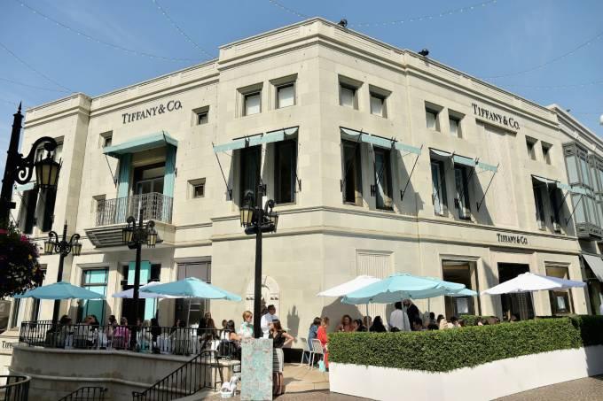Tiffany CO Cafe