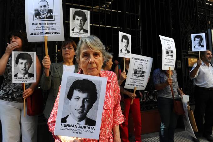 FILES-ARGENTINA-FRANCE-CRIME-JUSTICE-SANDOVAL