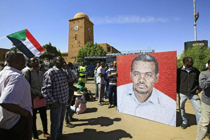 SUDAN-PROTESTS-COURT