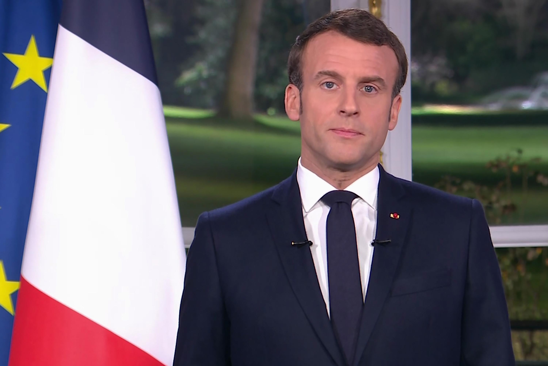 Macron Diz Que Reforma Da Previdencia Sera Levada Adiante Veja