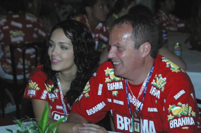 Jayme Monjardim e Tânia Mara