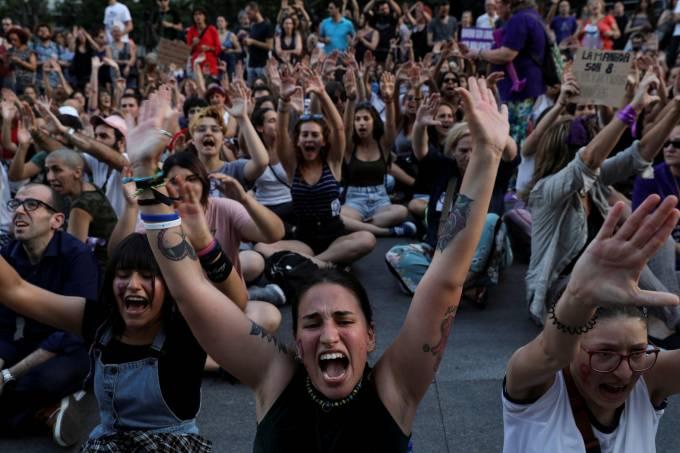 Espanha Abuso Sexual