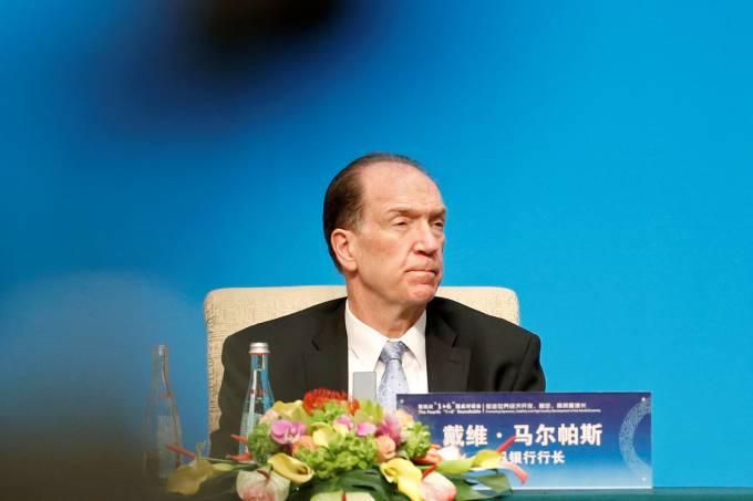 Presidente Banco Mundial David Malpass