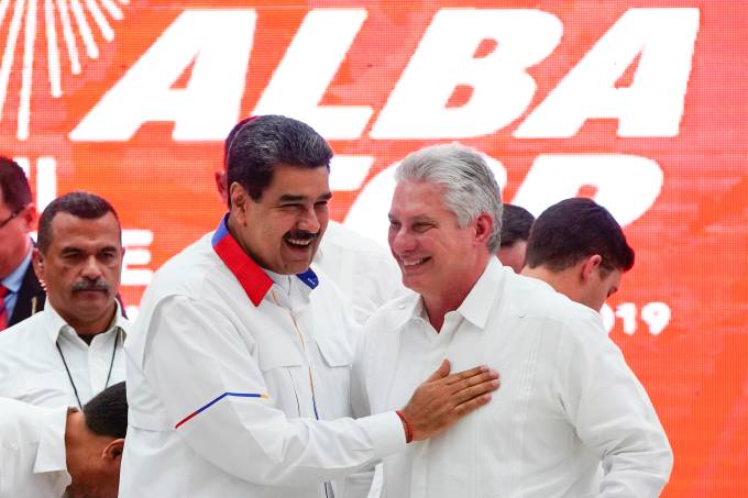 17th ALBA-TCP summit in Havana