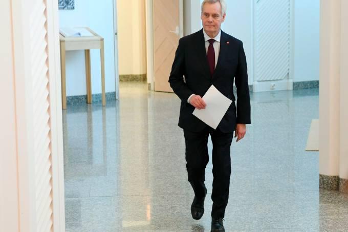 Antti Rinne Primeiro Ministro Finlândia