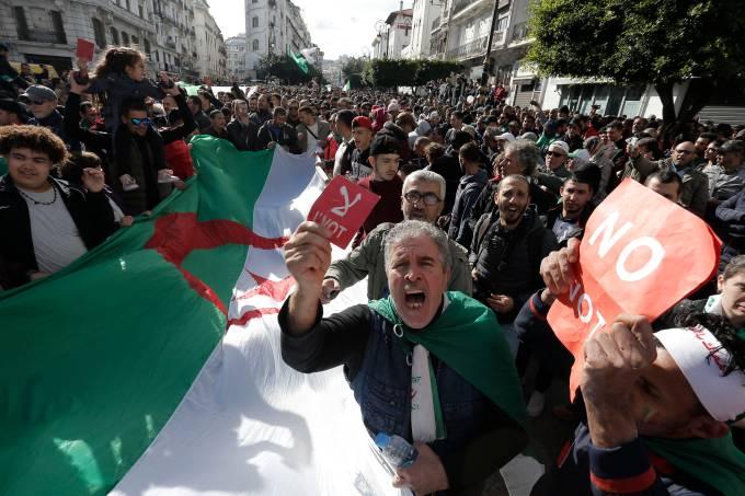 Algeria Presidential Elections