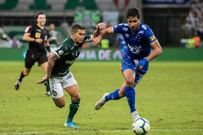 Cruzeiro Palmeiras Dudu