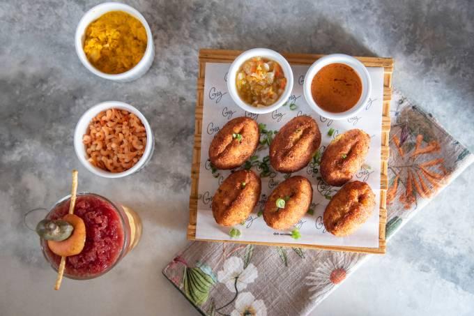 Giz Cozinha Boêmia comer e beber Fortaleza 2019