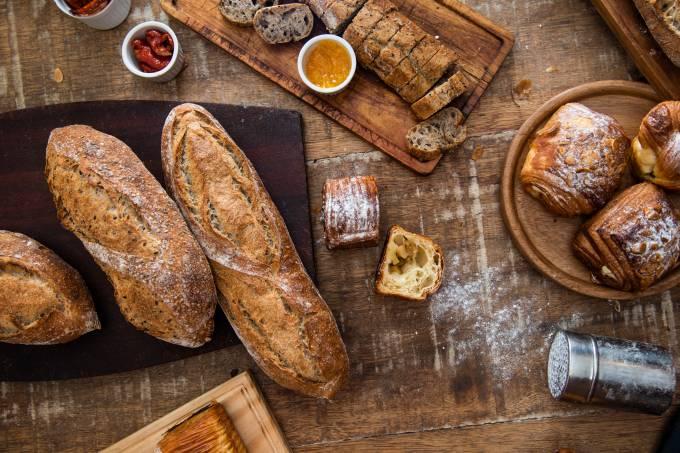 Pâine Panificação Artesanal comer e beber Fortaleza 2019