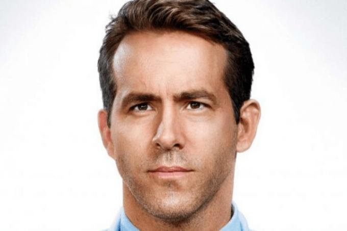 Ryan Reynolds no poster de 'Free Guy'. O filme estreará em julho de 2020
