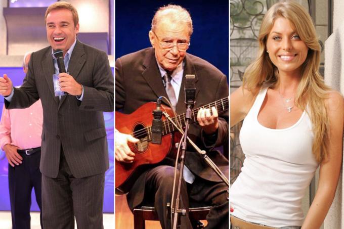 Gugu, João gilberto e Caroline Bittencourt foram algumas das celebridades que morreram em 2019