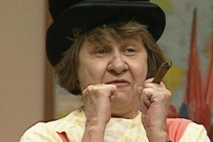 A atriz Zilda Cardoso, que interpretava Dona Catifunda, morreu aos 83 anos
