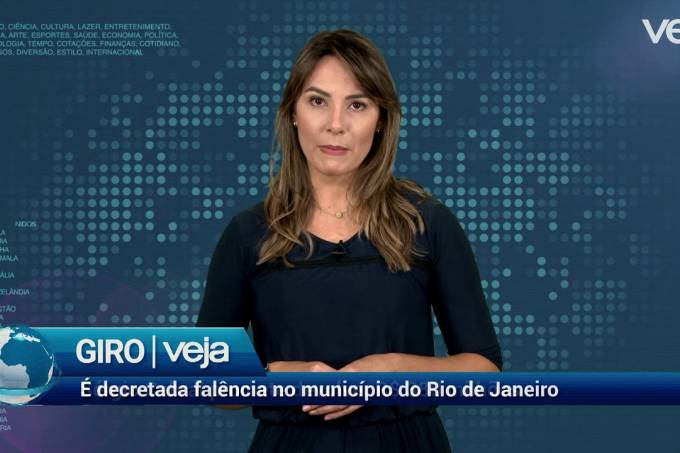 É decretada falência do município do Rio de Janeiro