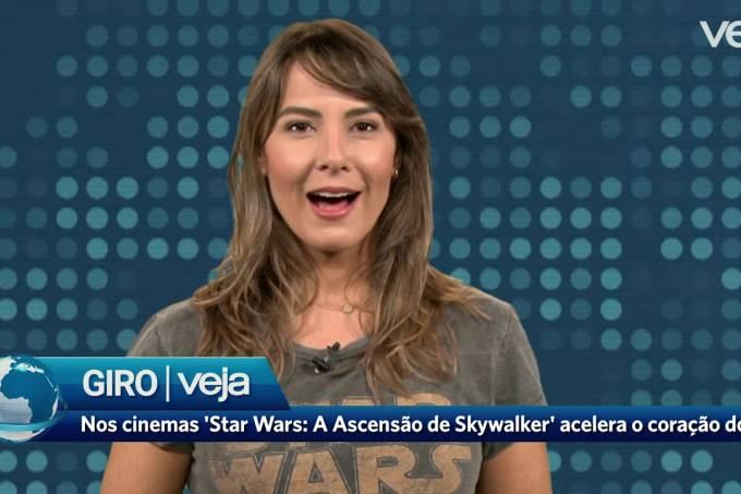 Estreia nos cinemas Star Wars: A Ascensão de Skywalker