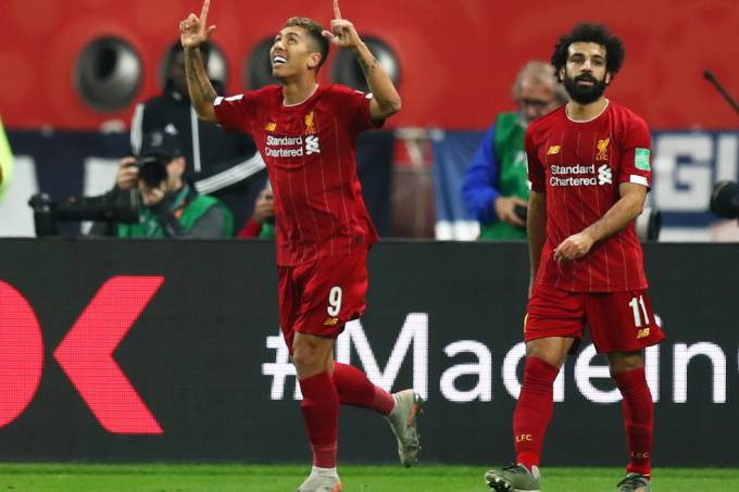 Club World Cup – Semi Final – Monterrey v Liverpool