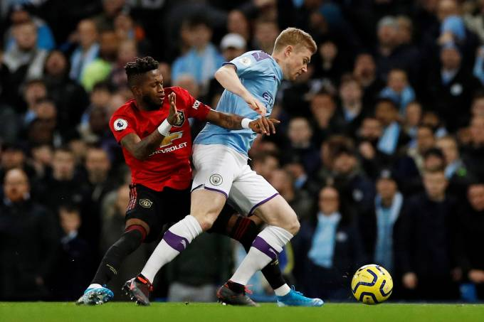 Premier League – Manchester City v Manchester United