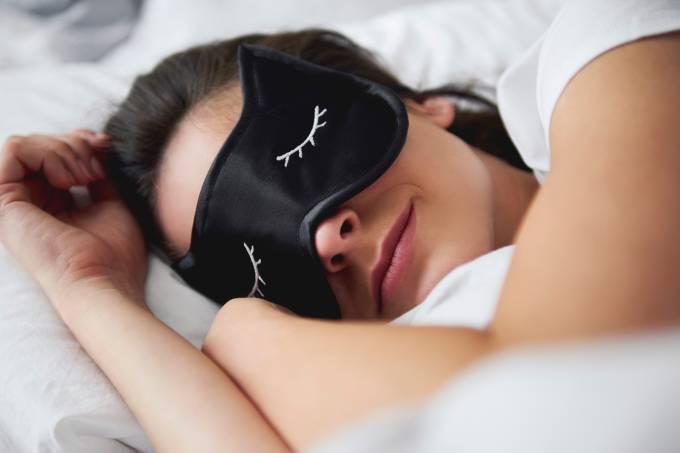 sono – mulher – dormindo