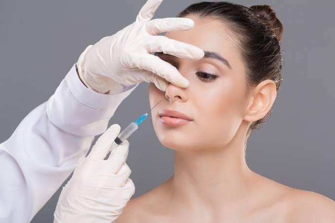 Rinomodelação – nariz – injeção – ácido hialurônico