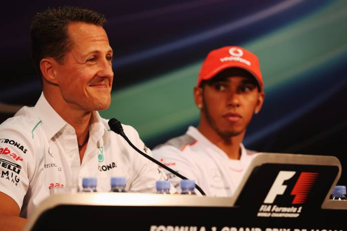 Hamilton – Schumacher