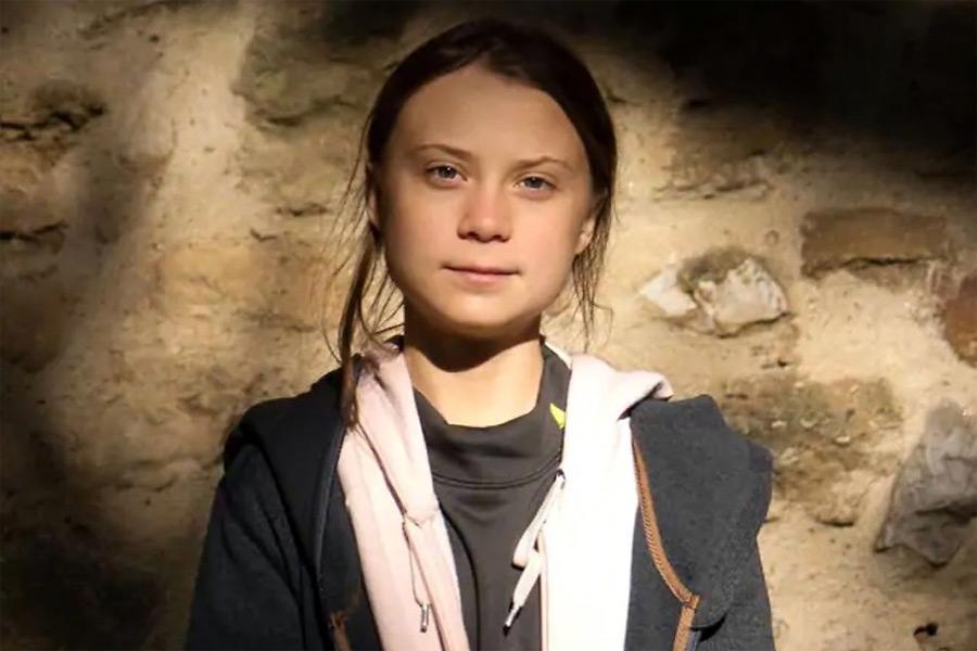 Greta Thunberg desiste de cúpula do clima por distribuição de vacina