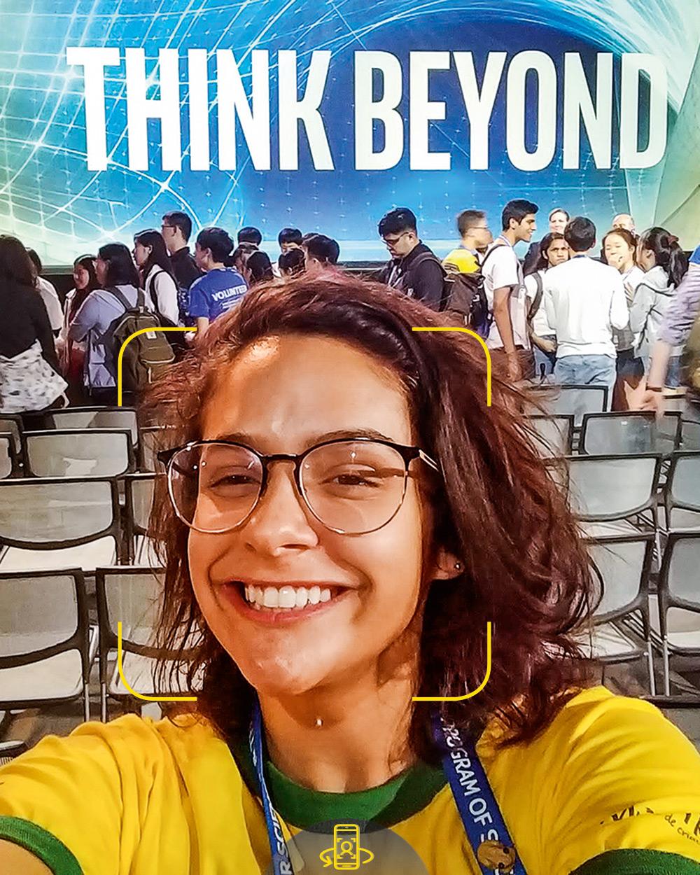 """MEDALHA DE OURO- A gaúcha: """"As pessoas dizem que os jovens são o futuro, mas eu acho que nós somos o presente"""""""