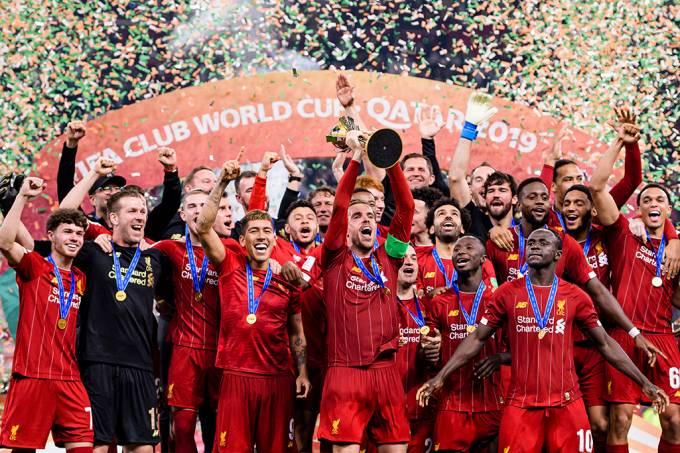 Henderson Taça Mundial de Clubes Liverpool Flamengo