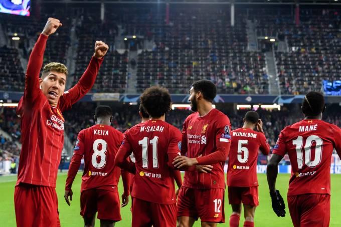 RB Salzburg v Liverpool FC: Group E – UEFA Champions League