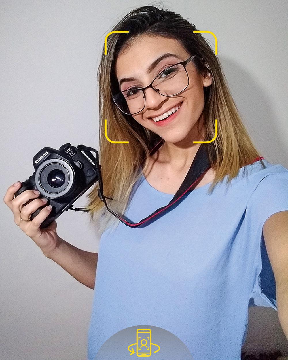 LENTE- A fotógrafa: movimento com orientação psicológica e consultoria jurídica