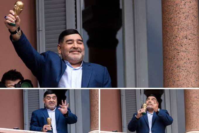 Maradona_casaRosada