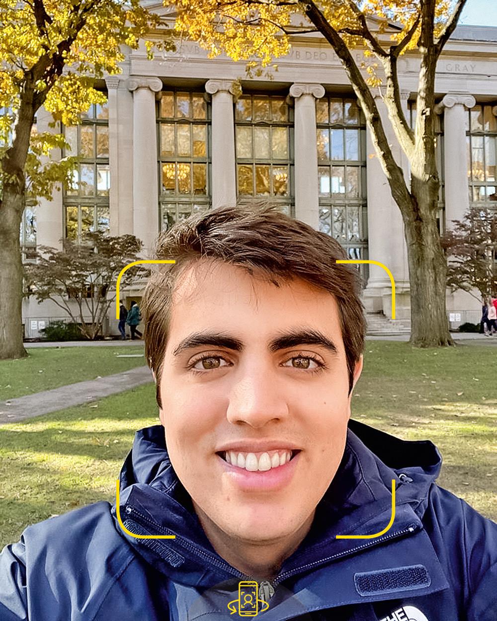 TEMPLO -O advogado brasiliense diante da faculdade, nos EUA: aulas com os mesmos professores de Obama