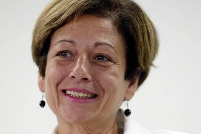 Nilcéia Freire, em 2005