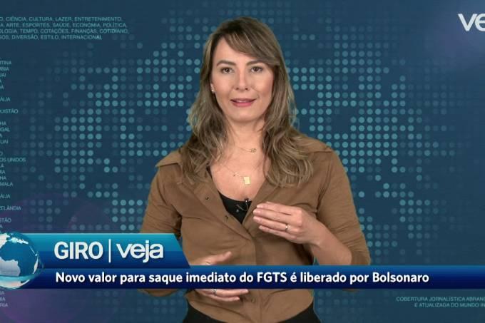 Novo valor para saque do FGTS é liberado por Bolsonaro