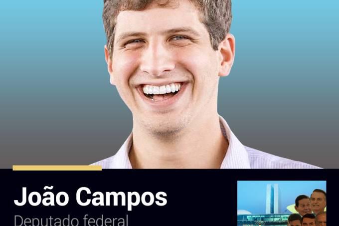 Podcast Funcionário da Semana: João Campos