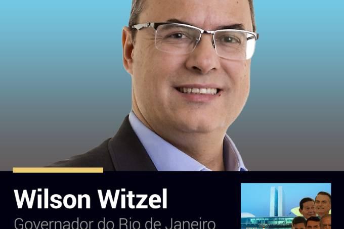 Podcast Funcionário da Semana: Wilson Witzel
