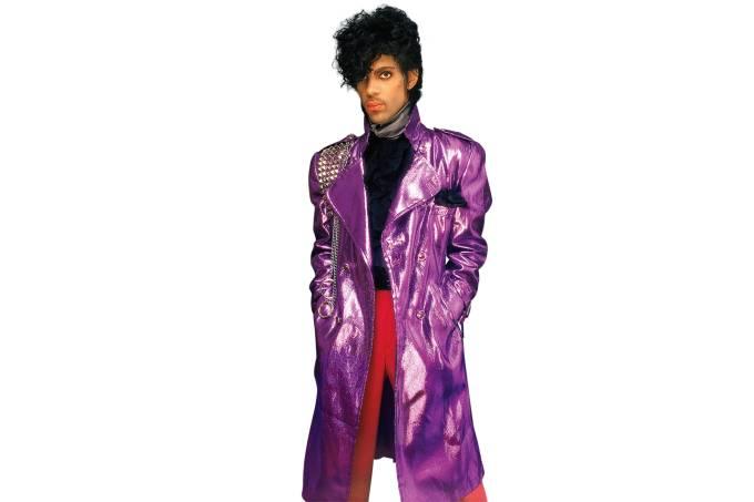 Prince 1999Credito: Allen Beaulieu/Divulgação
