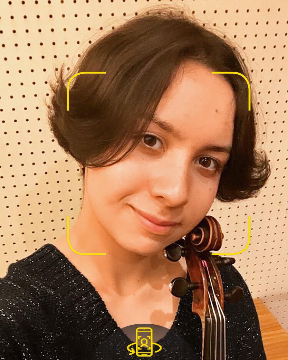 AFINADÍSSIMA - A violinista: passagem pela academia da Osesp e bolsa em Paris