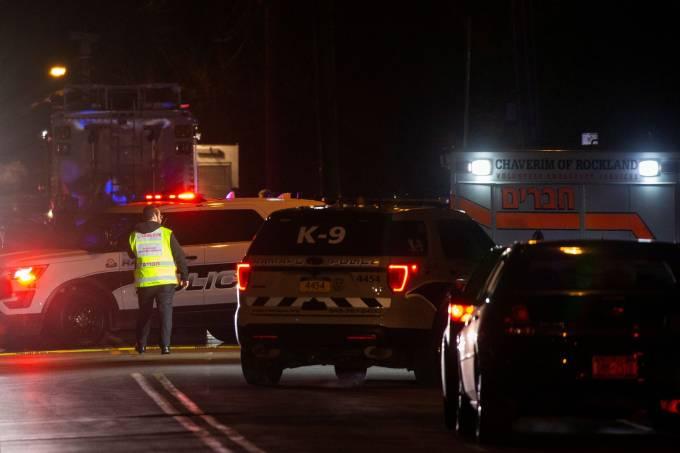 Ataque ocorreu na casa de um rabino, em Monsey, estado de Nova York