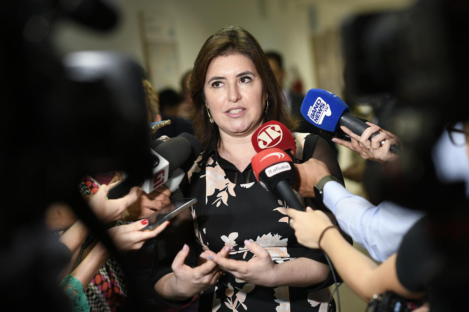 Simone Tebet: braço e voz de Moro ressonante no Congresso | VEJA