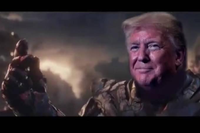 Trump Thanos