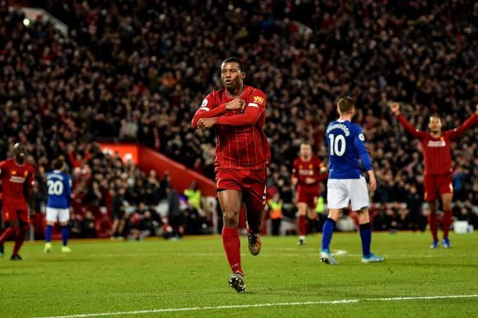 Liverpool FC v Everton FC – Premier League