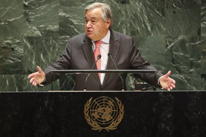 António Guterrez ONU